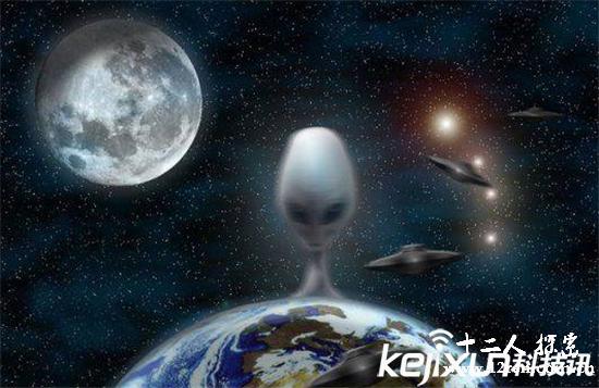 外星人57年前就开始监视人类是真的?天呐
