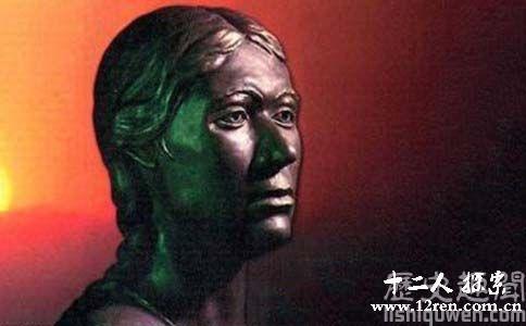 乌卡克公主复原像