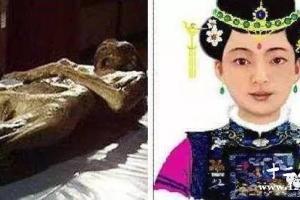 高科技复原古人相貌图 香妃原来这么美