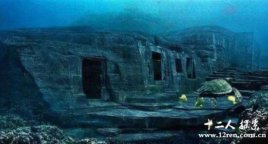 4,百慕大海底金字塔