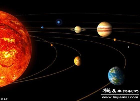 水星受地球或金星撞击变成铁星