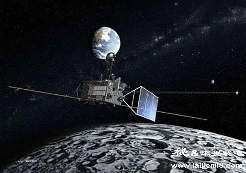 日本研发无人探测器寻找月球资源
