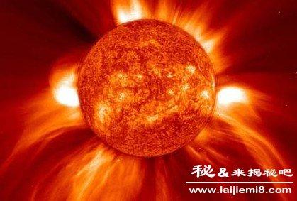 超级太阳风暴会让地球陷入黑暗