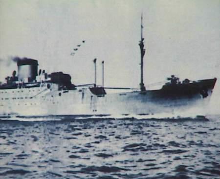 世界20大沉船事件之十一:阿波丸号