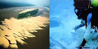 世界20大沉船事件之七:中美号淘金船