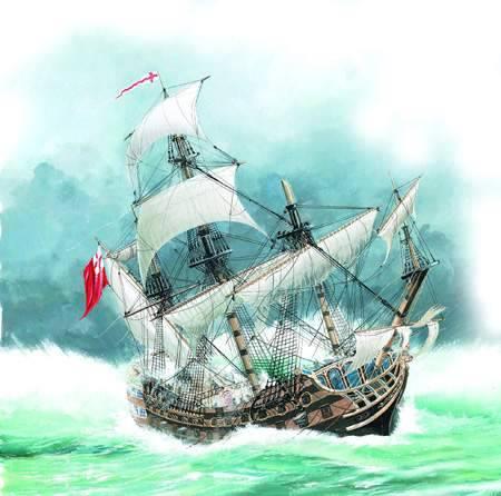 世界20大沉船事件之八:巴图希塔姆号沉船
