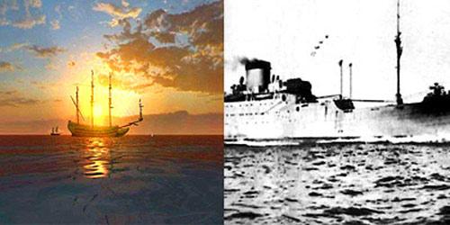 世界20大沉船事件之六:阿托卡夫人号