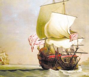 世界20大沉船事件之三:萨塞克斯号战舰