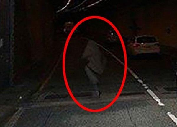 愛爾蘭隧道中拍到百年前鬼魂【圖】