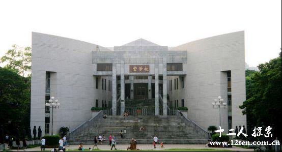 中国十个最邪门的地方