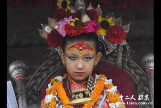 女童当选活女神,揭秘尼泊尔7岁女童当选女神不能与他人交谈的原因是什么?