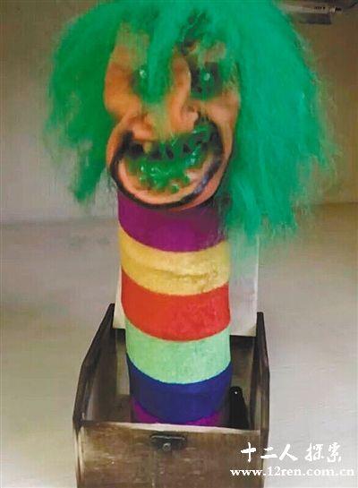商家寄来的恐怖娃娃