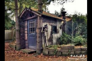 """比利时地狱餐厅 """"幽灵餐吧""""像进了鬼屋"""