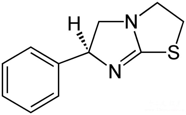 左旋咪唑结构式
