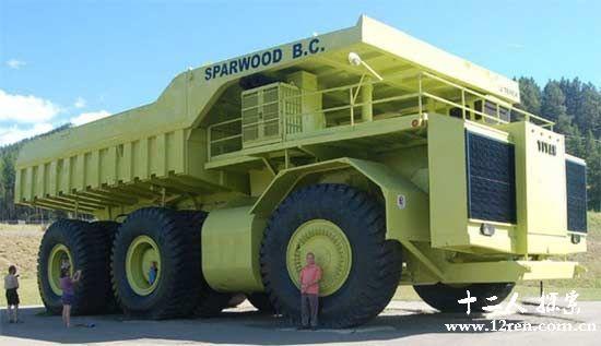世界最大卡车