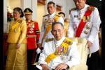 揭秘全球最富王室 揭秘泰国国王普密蓬