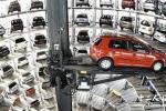 世界上最大的停车场,全自动机械化似大片