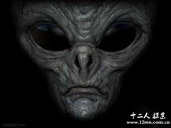 外星人坠落地球 尸体被军方曝光
