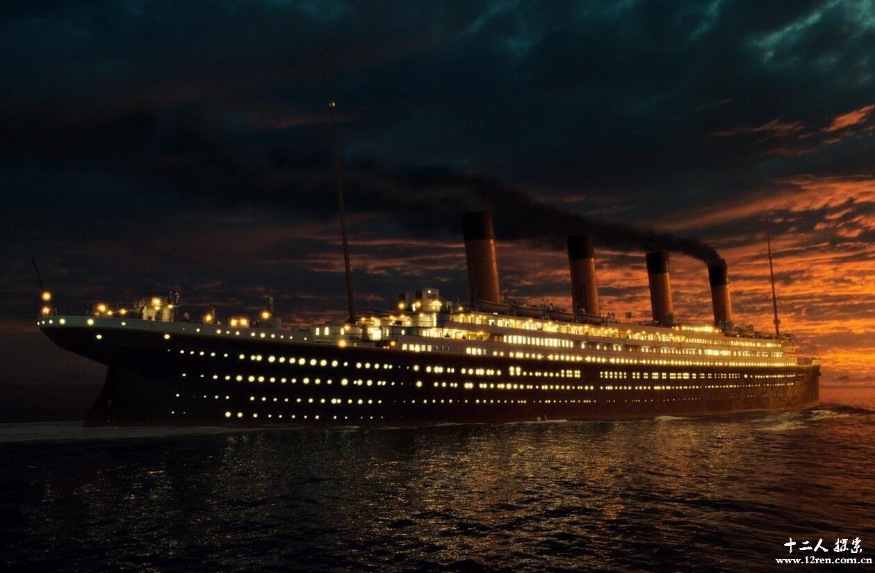 泰坦尼克号沉船之谜 泰坦尼克号沉没之谜